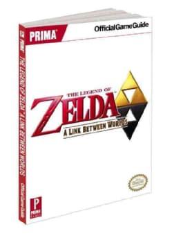 The Legend of Zelda: A Link Between Worlds: Prima Official Game Guide (Paperback)