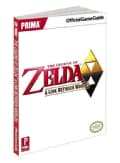 The Legend of Zelda: A Link Between Worlds: Prima Official Game Guide (Paperback)
