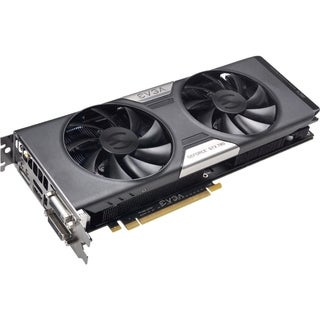 EVGA GeForce GTX 780 Graphic Card - 863 MHz Core - 3 GB GDDR5 SDRAM -