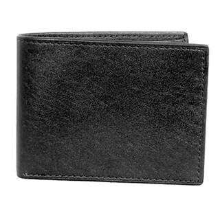 Joseph Abboud Men's Antiqued Leather Wallet