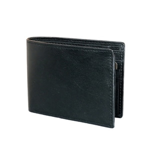 Joseph Abboud Men's Smooth Leather Passcase Wallet
