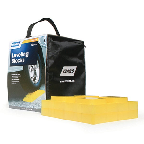Camco RV Leveling Blocks