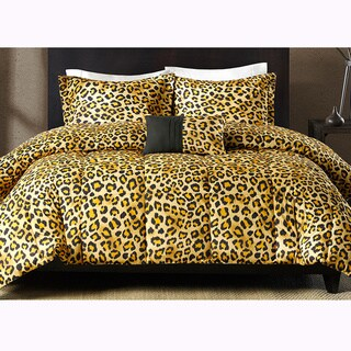 Comfort Classics Zambia Microfiber Down Alternative 3-piece Comforter Set