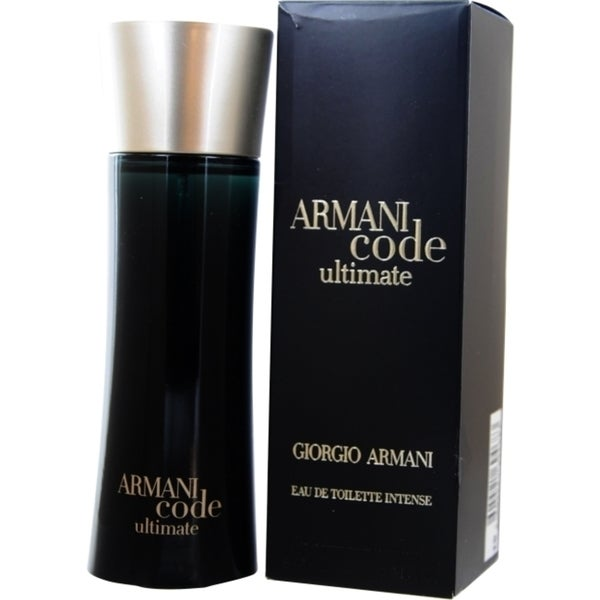 Giorgio Armani Code Ultimate Men's 2.5-ounce Eau de Toilette Spray