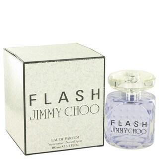 Jimmy Choo Flash Women's 3.3-ounce Eau de Parfum Spray