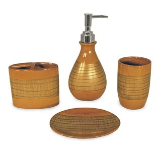 Veratex Sedona Bath Accessroy 4-piece Set