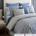 Tommy Hilfiger Princeton Paisley 3-piece Cotton Duvet Cover Set