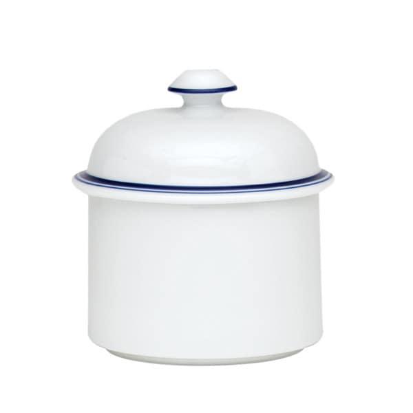 Dansk Christianshavn Blue Sugar Bowl