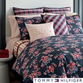 Tommy Hilfiger Rustic Floral 3-piece Cotton Duvet Cover Set