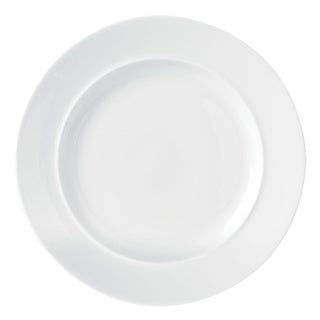 Dansk Cafe Blanc Dinner Plate