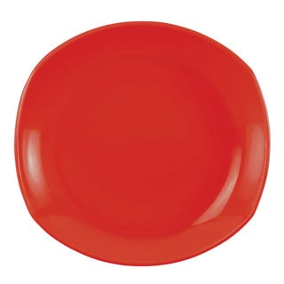 Dansk Classic Fjord Chili Red Dinner Plate