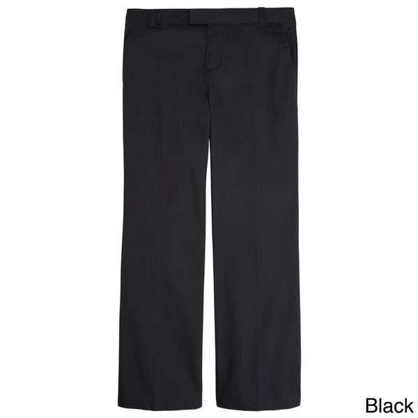 French Toast Girls Slim Fit Adjustable Waist Pants