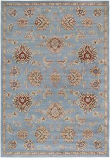 Rizzy Home Bay Side Collection Power-loomed Accent Rug (6'7 x 9'6)