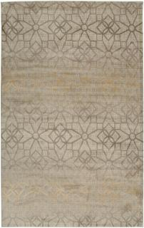 Handicraft Imports Gibraltar Transitional Ivory Heat-set Polypropylene Power-loomed Area Rug (9'2 x 12'6)