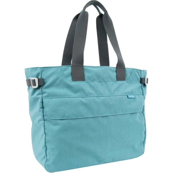 """STM Bags compass Carrying Case (Tote) for 11"""" Notebook - Bondi Blue"""