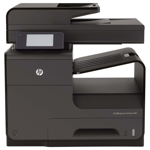HP Officejet Pro X476DW Inkjet Multifunction Printer - Color - Plain