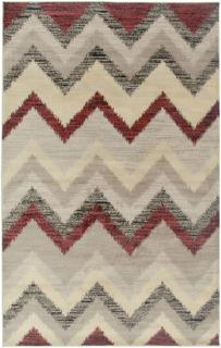 Power-Loomed Handicraft Imports Gibraltar Beige Heat-Set Polypropylene Area Rug (9'2 x 12'6)