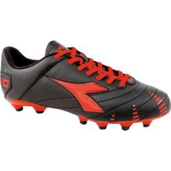 Men's Diadora Evoluzione R MG 14 Black/Red