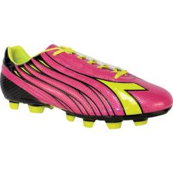 Women's Diadora Solano Magenta/Yellow/Black