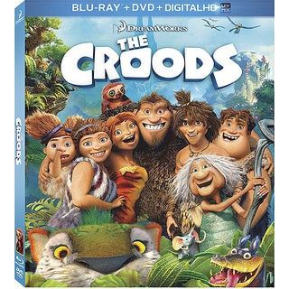 The Croods (Blu-ray/DVD)