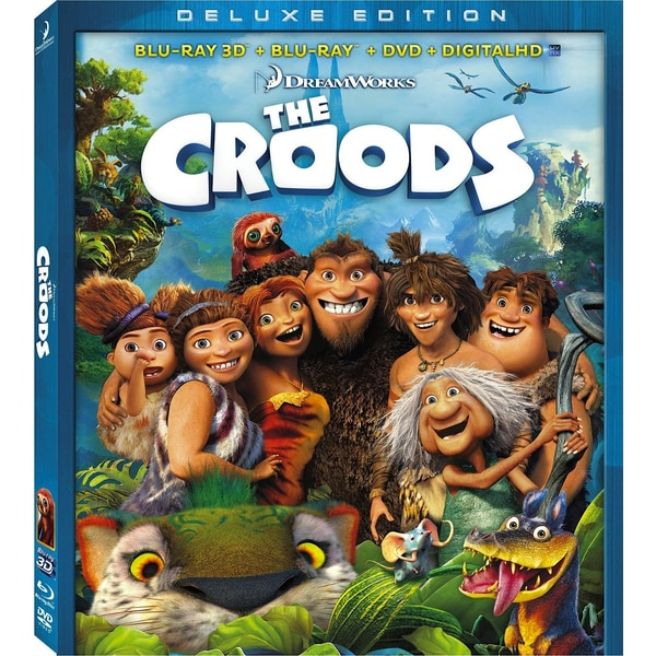 The Croods 3D (Blu-ray/DVD) 11570110