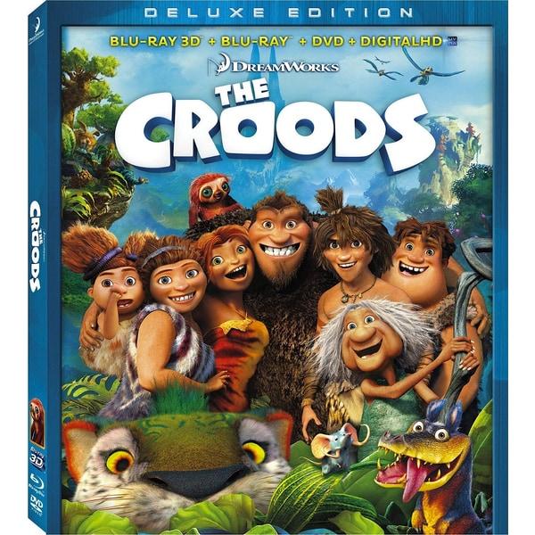 The Croods 3D (Blu-ray/DVD) 11570110