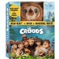 The Croods (Limited Edition) (Blu-ray/DVD)