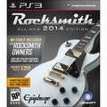 PS3 - Rocksmith 2014 Edition (no cable included)