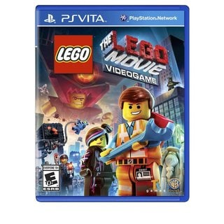 PS Vita - The LEGO Movie Videogame