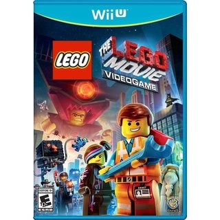 Nintendo Wii U - The LEGO Movie Videogame