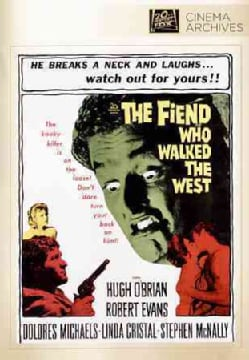 The Fiend Who Walked The West (DVD)