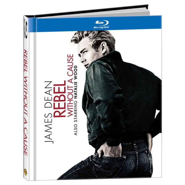 Rebel Without a Cause Digibook (Blu-ray Disc) 11570240