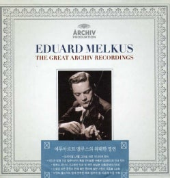 EDUARD MELKUS - GREAT ARCHIV RECORDINGS