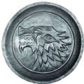 Game of Thrones Stark Shield Pin (General merchandise)