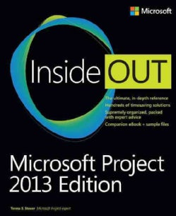 Microsoft Project Inside Out 2013 (Paperback)