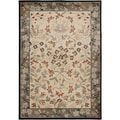 Gibraltar Transitional Ivory Area Rug (3'3 x 5'3)