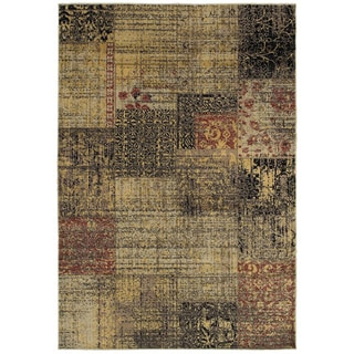 Rizzy Home Bay Side Collection Power-loomed Accent Rug (7'10 x 10'10)