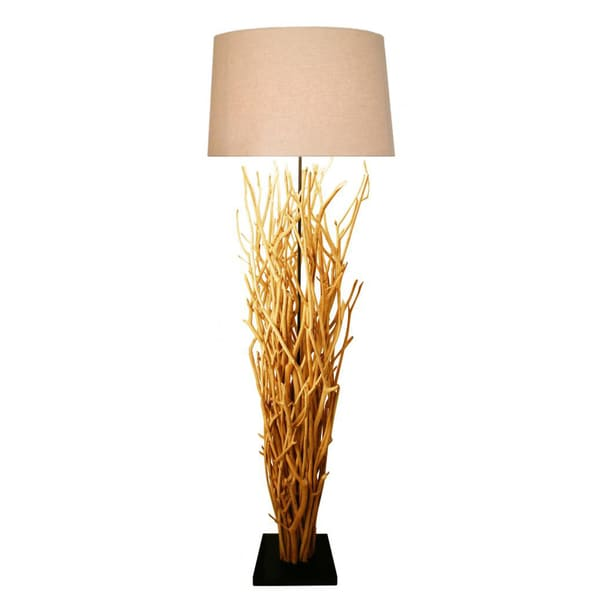 Forest Floor Lamp
