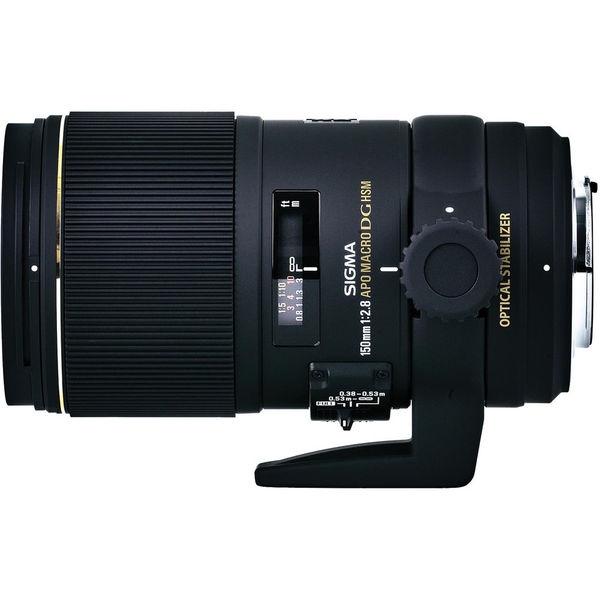 Sigma 150 mm f/2.8 Zoom Lens for Canon EF/EF-S