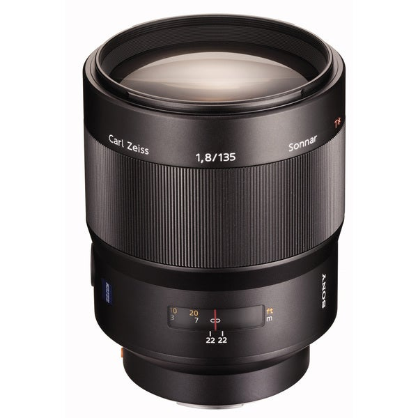 Sony 135mm f/1.8 Carl Zeiss T Telephoto Prime Lens