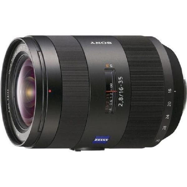 Sony 16-35mm f/2.8 Carl Zeiss T Wide Angle Zoom Lens
