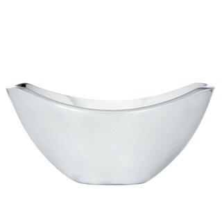 Dansk Classic Fjord Small Metal Boat Bowl