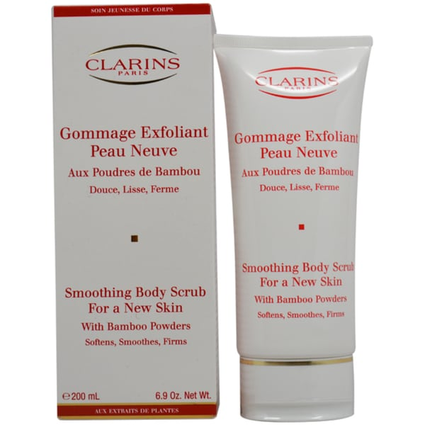 Clarins 6.9-ounce Smoothing Body Scrub