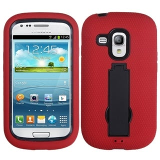 BasAcc Symbiosis Stand Case for Samsungi8190 Galaxy S III mini