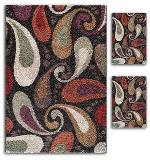 Primavera Casual Rugs (Set of 3)