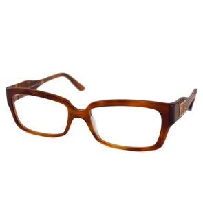 Fendi Readers Women's F851 Rectangular Reading Glasses