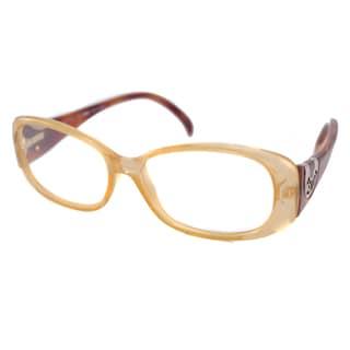 Fendi Readers Women's F846 Rectangular Reading Glasses