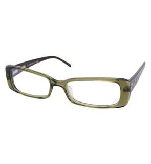 Fendi Readers Women's F906 Rectangular Reading Glasses