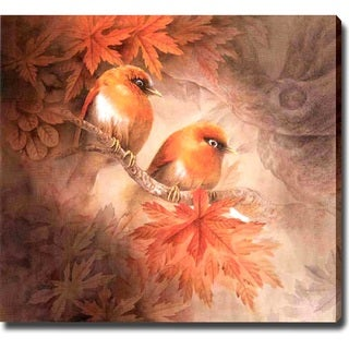 'Birds' Giclee Canvas Art