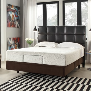 Toddz Comfort Electric Adjustable Bed Base with Wireless Remote Control